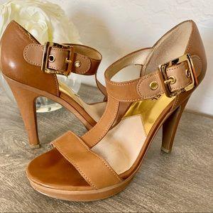 Michael Kors TStrap Sandals Heels